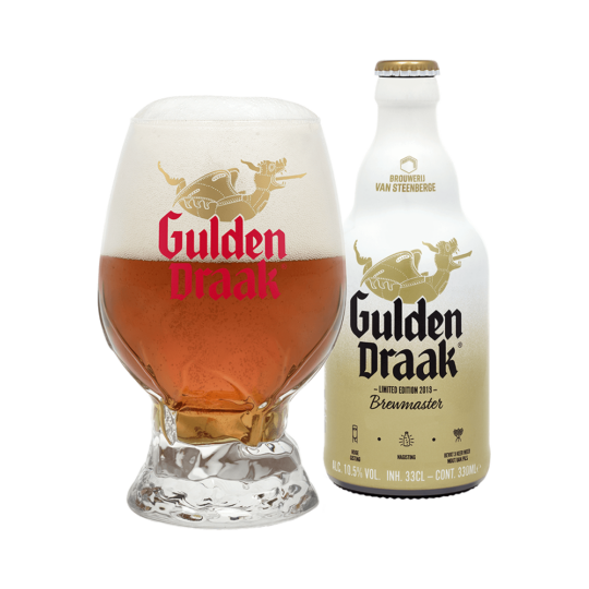 Gulden Draak Brewmaster 0,33L