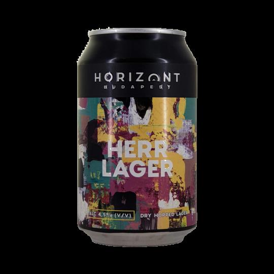 Horizont Herr Lager 0,33L Can