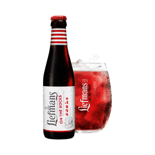 Liefmans Fruitesse - Pirosgyümölcsös Ale 0,25L
