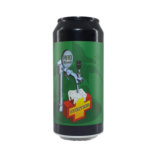 Mao Brewery Gyógysör 0,44L
