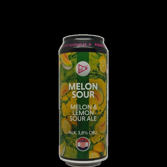 Funky Fluid Melon Sour 0,5L