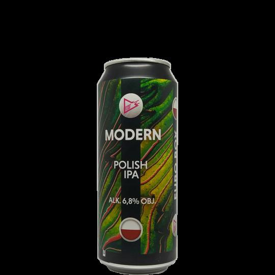 Funky Fluid Modern Polish IPA 0,5L