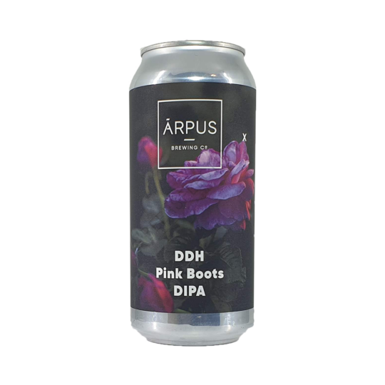 Arpus Brewing Co. DDH Pink Boots 0,44L