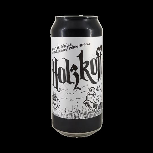 Reketye Holzkoffer 0,33L