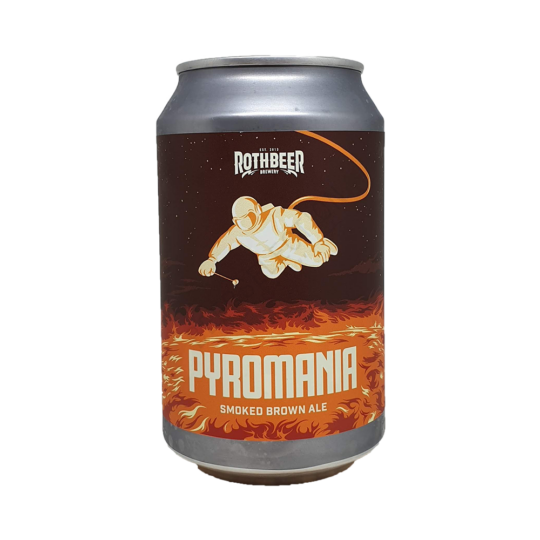 Rothbeer Pyromania CAN 0,33L