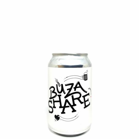 Búza Share 0,33L can