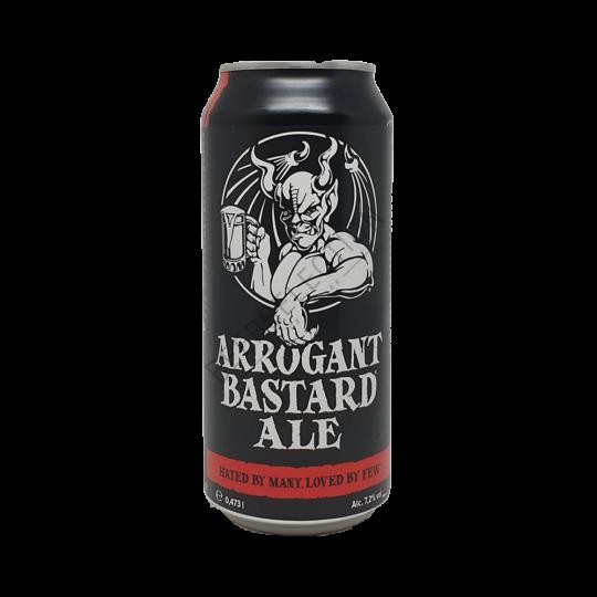 Stone - Arrogant Bastard Ale 0.5L