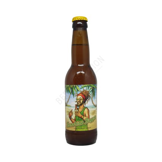 Vaskakas Sunshine Reggae 0,33L