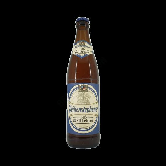 Weihenstephaner Kellerbier 0,5L