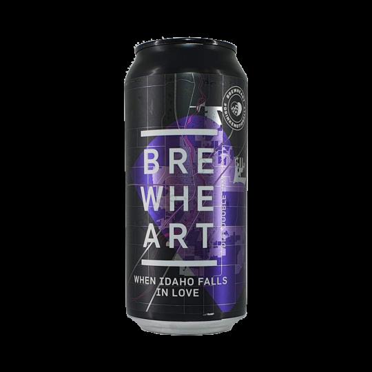 BrewHeart When Idaho Falls In Love 0,44L
