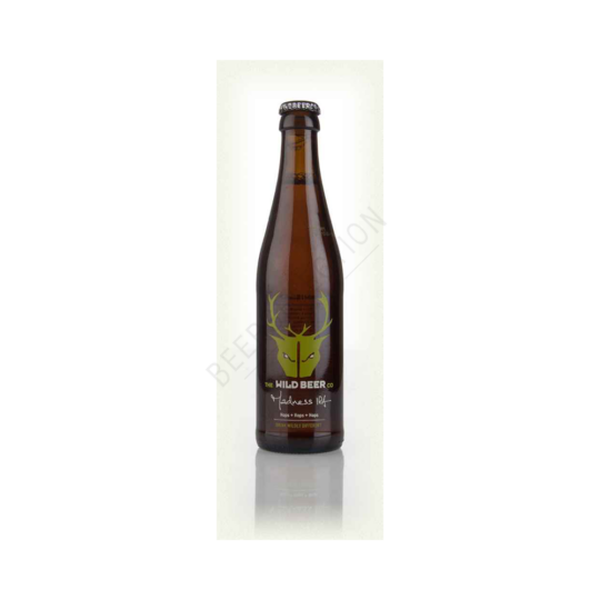 The Wild Beer Co. - Madness IPA 0,33L