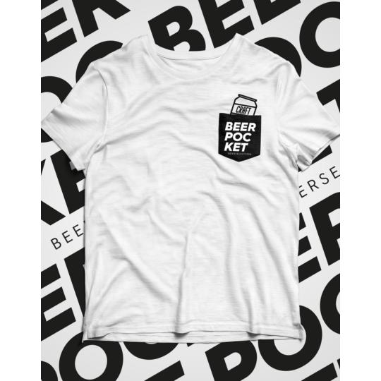 Beerselection Póló Beerpocket Férfi XL