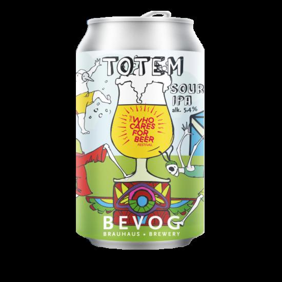 Bevog WHO CARES Totem 0,33L