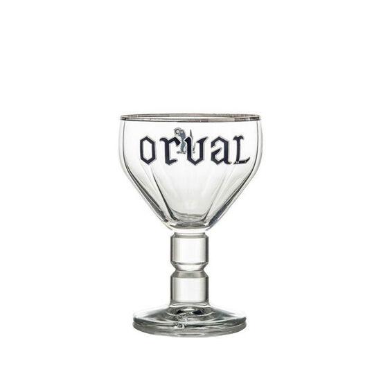 Orval 0,33L-es pohár
