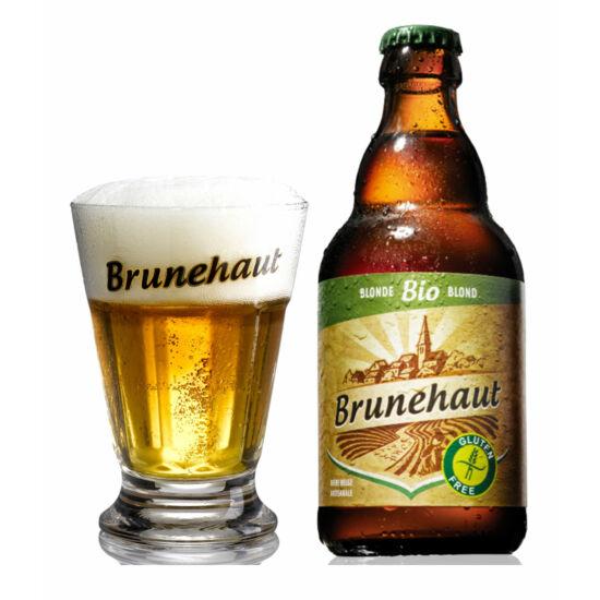 Brunehaut Blond Gluten Free 0,33L