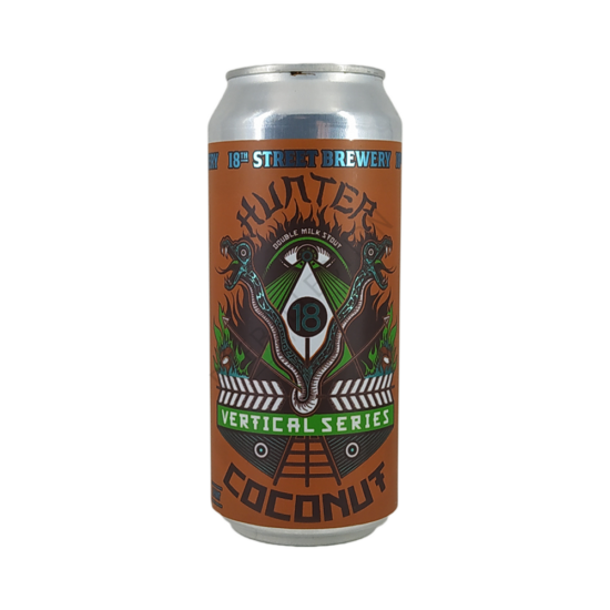 18th Street Brewery Hunter Coconut 0,473L