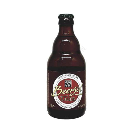 Beersel Lager 0,33L