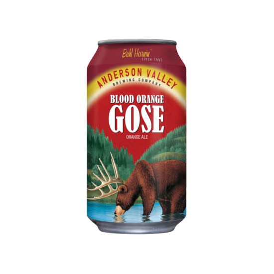 Anderson Valley Blood Orange Gose 0,355L Can