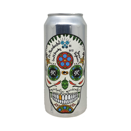 De Moersleutel Smeerolie Mexicake 0,44L