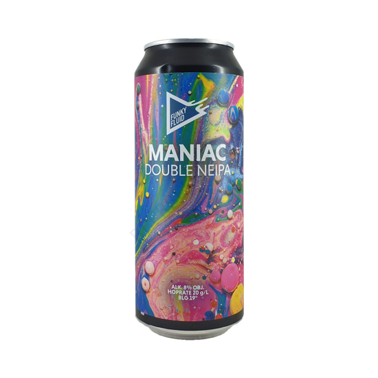 Funky Fluid Maniac 0,5L