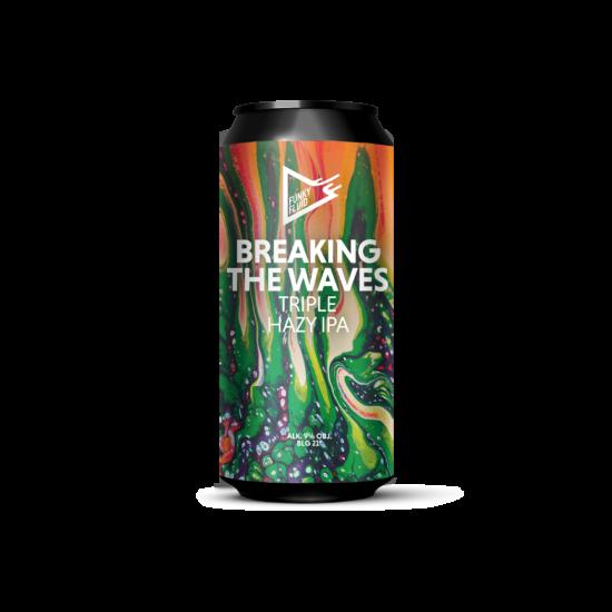 Funky Fluid Breaking the Waves 0,5L