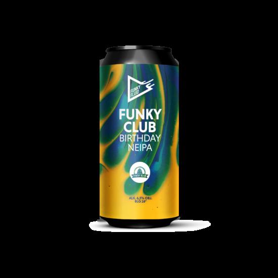 Funky Fluid Funky Club 0,5L