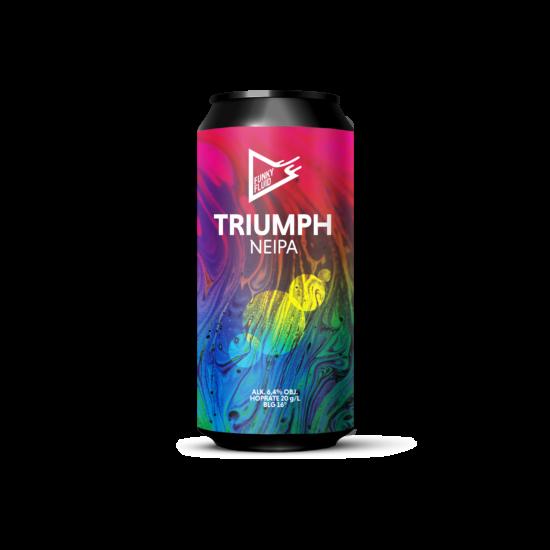Funky Fluid Triumph 0,5L