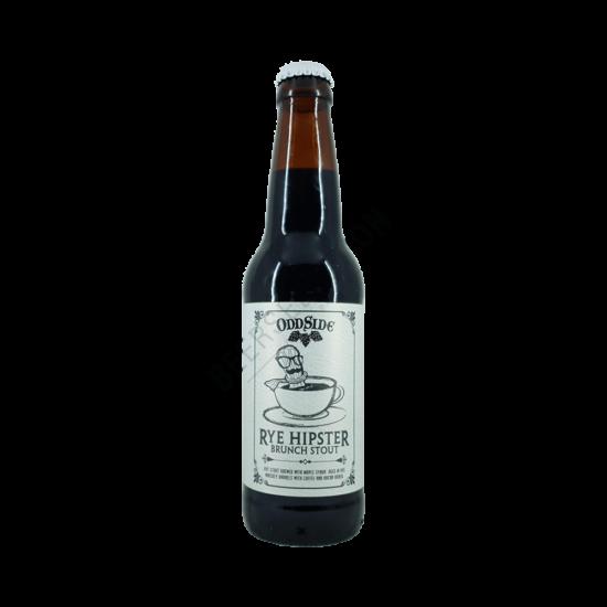 Odd Side Ales Rye Hipster Brunch Stout 0,355L