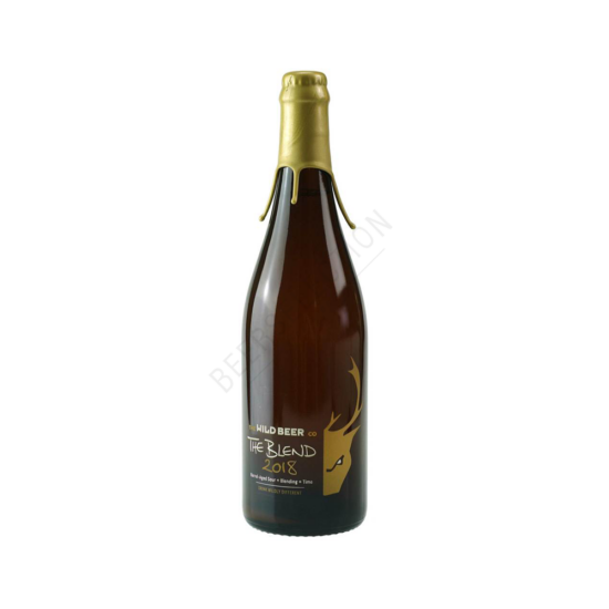 The Wild Beer Co. - The Blend 18 0,75L