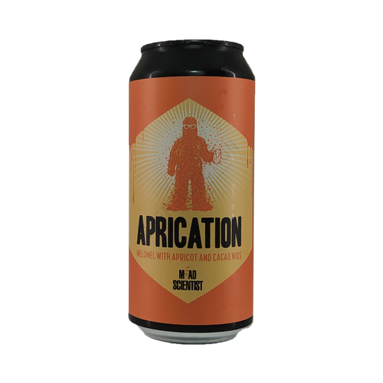 Mead Scientist Aprication 0,44L can