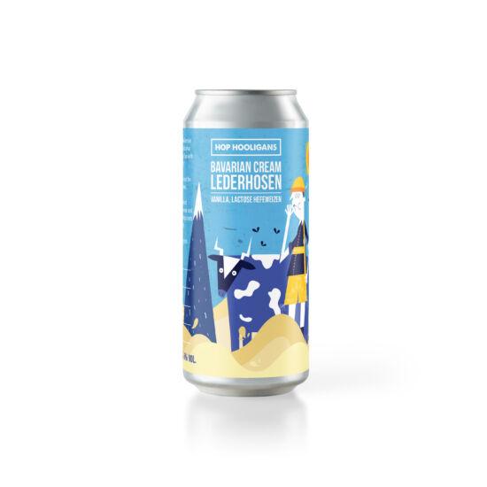 Hop Hooligans Bavarian Cream Lederhosen 0,5L