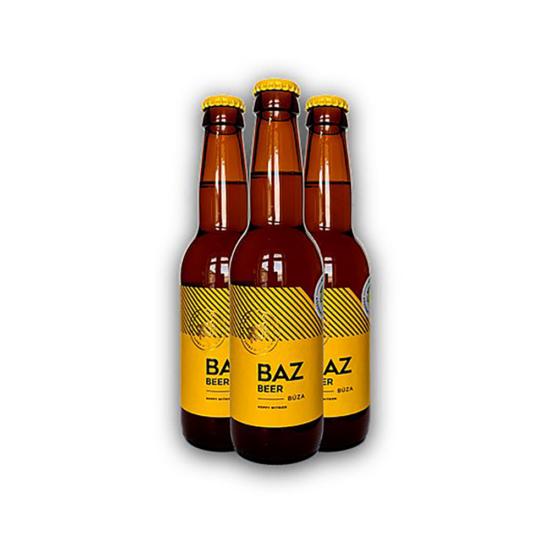 BAZ Búza 0,33L