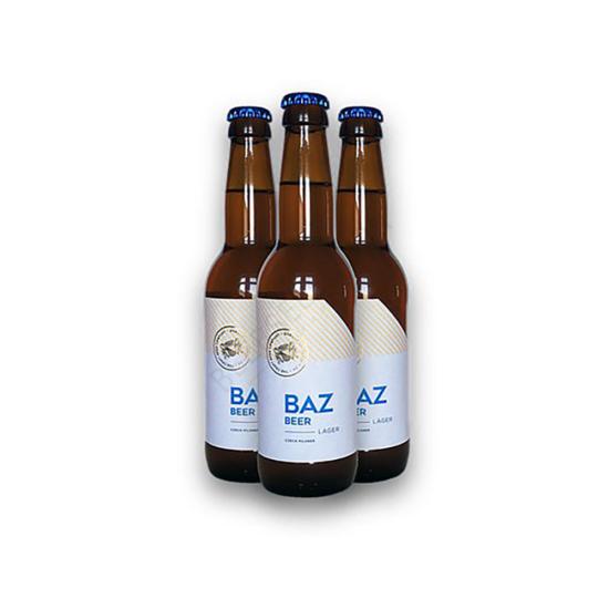 BAZ Lager Cseh Pilseni 0.33L