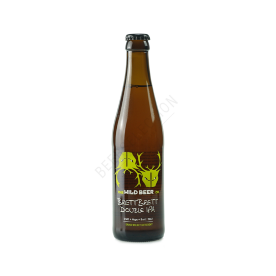 The Wild Beer Co. - BrettBrett Double IPA 2017 0,33L