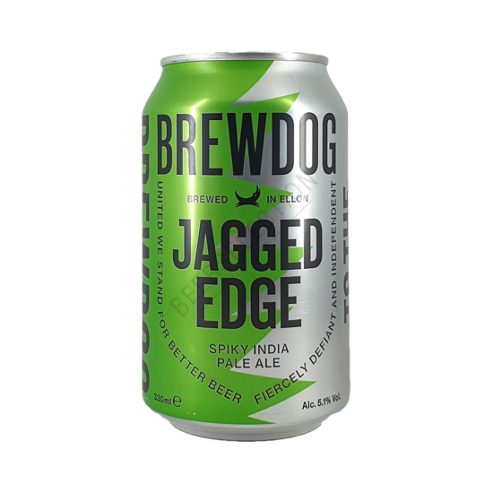 BrewDog Jagged Edge 0,33L Can