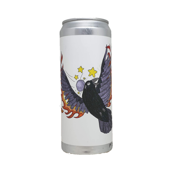 Brewski Stone The Flamin' Crows 0,33L CAN