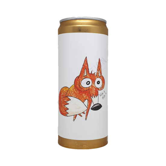 Brewski What Does The Fox Say? 0,33L CAN