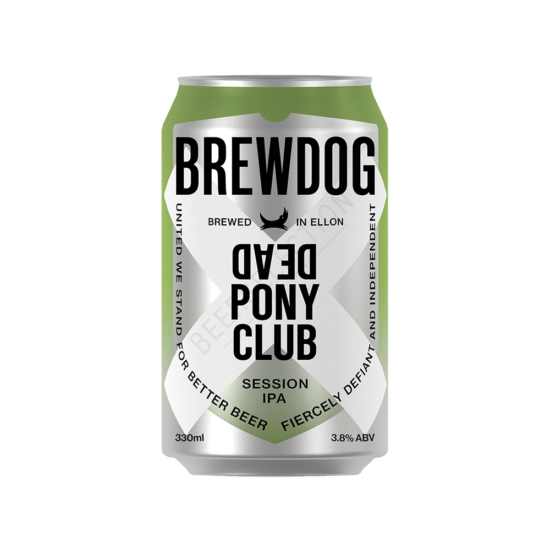 Brewdog Dead Pony Club 0.33L CAN