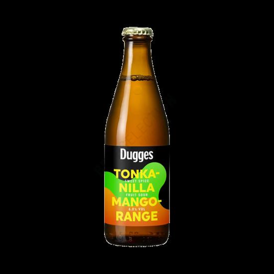 Dugges Tonkanilla Mangorange 0,33L CAN