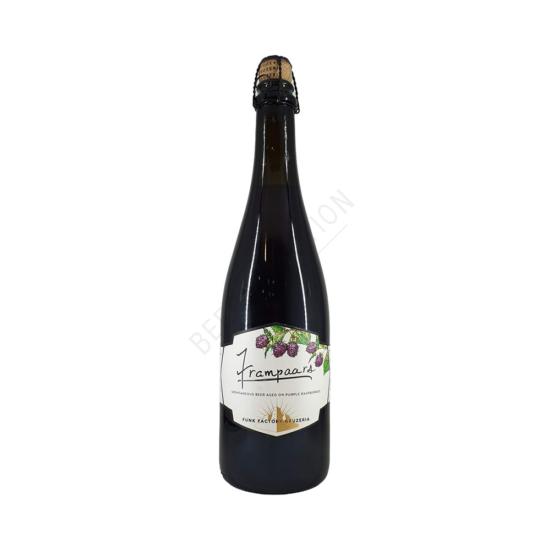 Funk Factory Geuzeria Frampaars '18 0,75L bottle