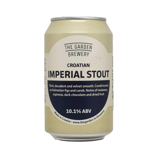 The Garden Brewery Croatian Imperial Stout 0,33L