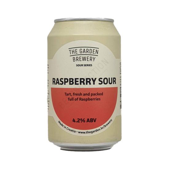 The Garden Brewery Raspberry Sour 0,33L
