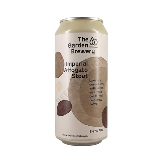 The Garden Brewery Imperial Affogato Stout 0,44L