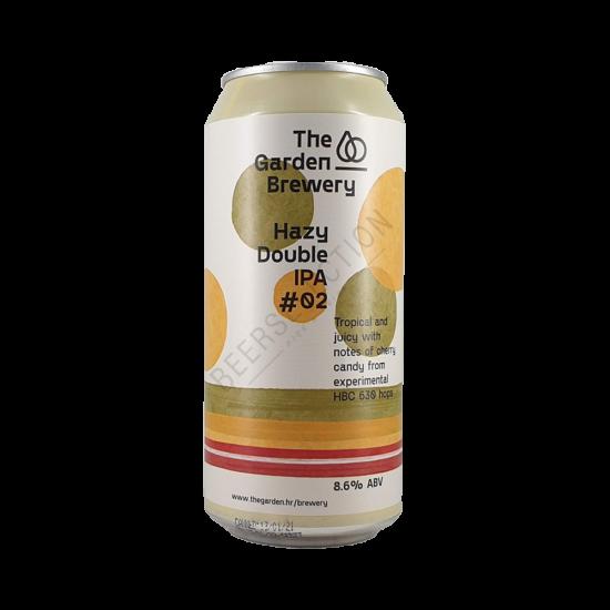 The Garden Brewery Hazy DIPA #2 0,44L