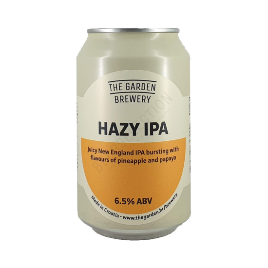 The Garden Brewery Hazy IPA 0,33L