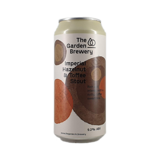 The Garden Imperial Hazelnut & Toffee Stout 0,44L