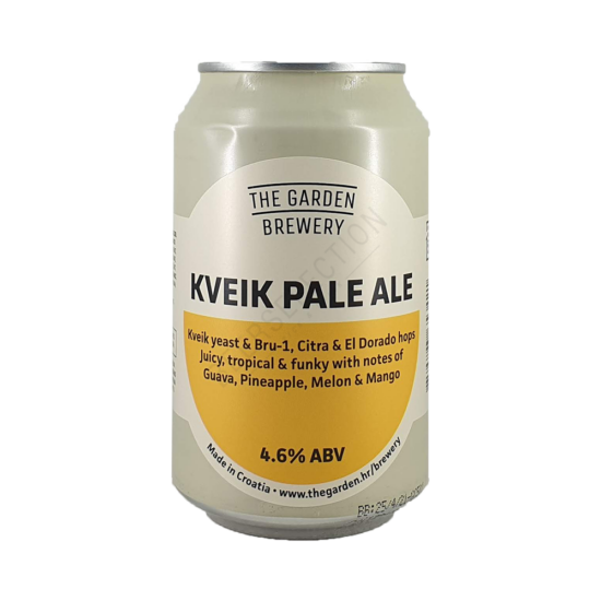 The Garden Brewery Kveik Pale Ale 0,33L