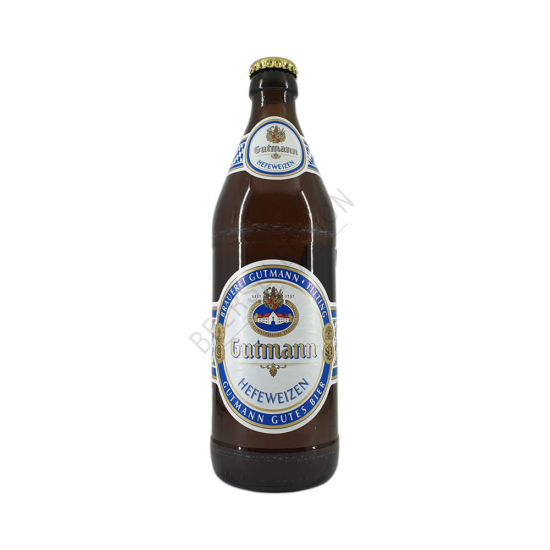 Gutmann Hefeweizen 0,5L