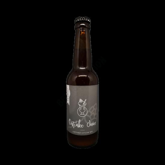 Hopfanatic - Oatcake Juice 0.33l - project series