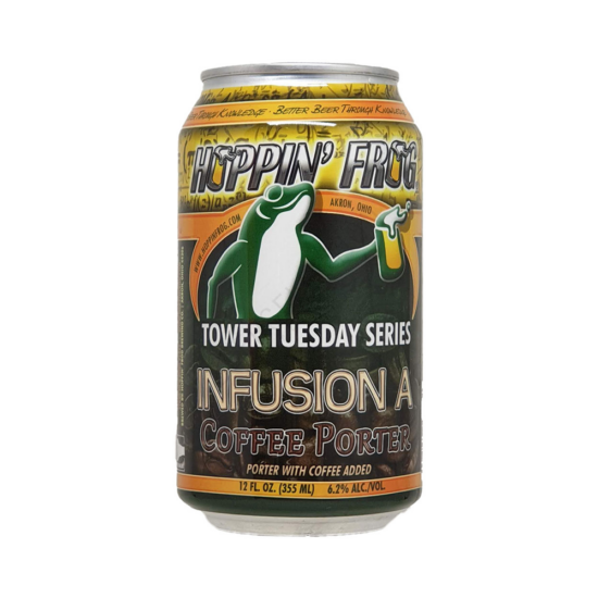 Hoppin' Frog Infusion A 0,355L